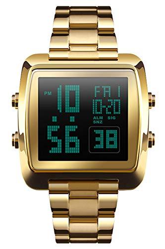 Reloj - SKMEI - Para Hombre - Lemaiskm1369 GOLD