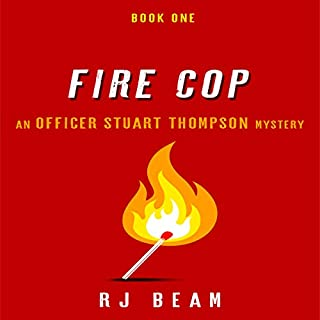 Fire Cop cover art