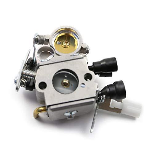bfh Carburador De Repuesto para Stih-l MS171 MS181 MS211, Motosierra para Za-ma 1139
