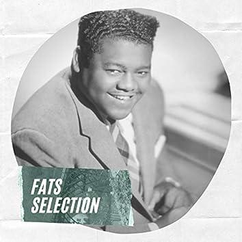 Fats Selection
