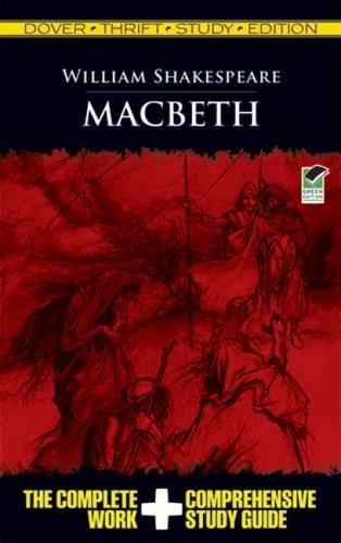 Macbeth (Dover Thrift Study Edition)