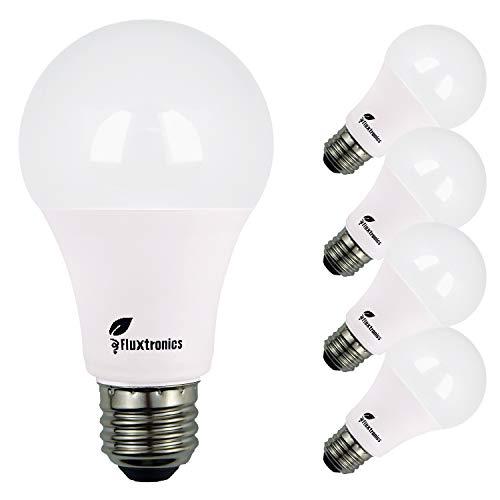 Fluxtronics A19 LED Light Bulbs