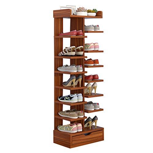 Range-chaussures Multicouche Armoire à Chaussures Simple Maison étagère à Chaussures créative Multi-Couche Arbre Organisateur de Chaussures Debout