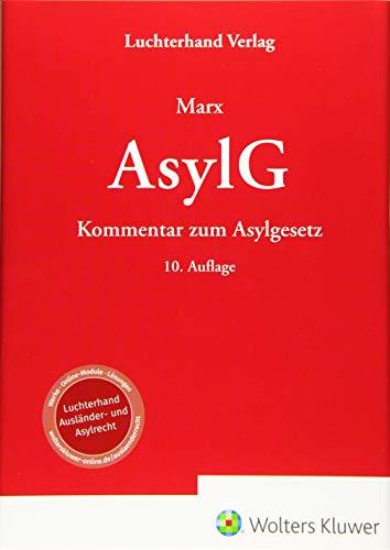 AsylG - Kommentar zum Asylgesetz