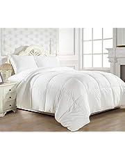 طقم لحاف مفرش سرير فندقي من فالنتيني , 3 قطع، مقاس مفرد