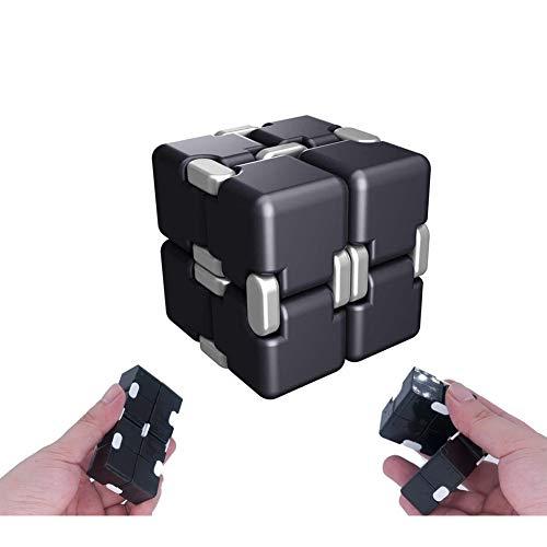 Ydq Descompresión Cubo Rubik Niños Adultos, Aleación