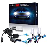 Best Hid Kits - HYBKLER 55w AC Canbus Error Free HID Kit Review