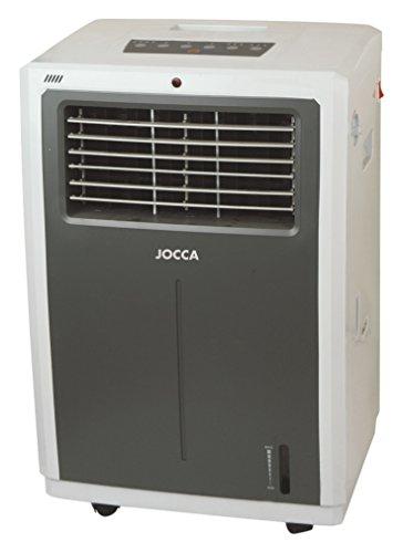 Jocca - Climatizzatore freddo caldo, mod. 5892, colore: grigio/bianco