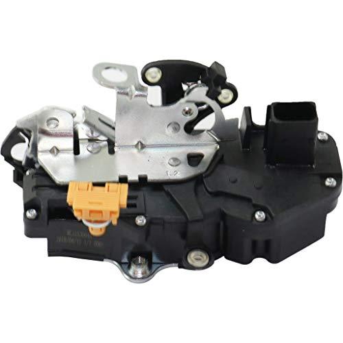 For GMC Sierra 2500/3500 HD Door Lock Actuator 2009 10 11 12 13 2014 Driver Side   Front   Integrated w/Latch   w/o Power Locks   20783844