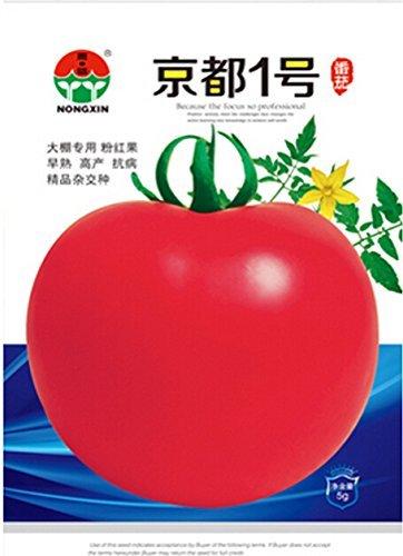 Graines de Pékin F1 Rose Rouge Big tomate, 1 Original Pack, 400 graines / Pack, rares légumes Heirloom Seeds optimisation # NF597