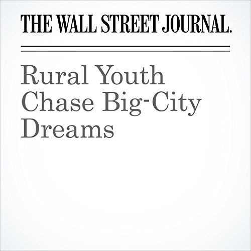 Rural Youth Chase Big-City Dreams copertina