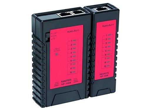 VS-ELECTRONIC - 685116 Netzwerk Kabeltester, VTLAN6