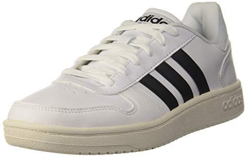 ADIDAS EG3970, Football Shoe Hombre, Ftwbla/Negbás/Blanub, 38.5 EU