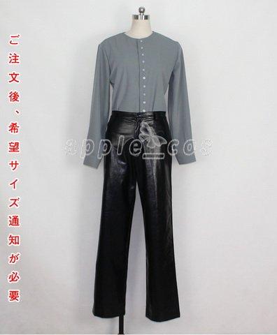 『【apple_cos製】ワンピースSTRONG EDITION 赤髪のシャンクス コスプレ衣装 男女XS-XXL』の6枚目の画像
