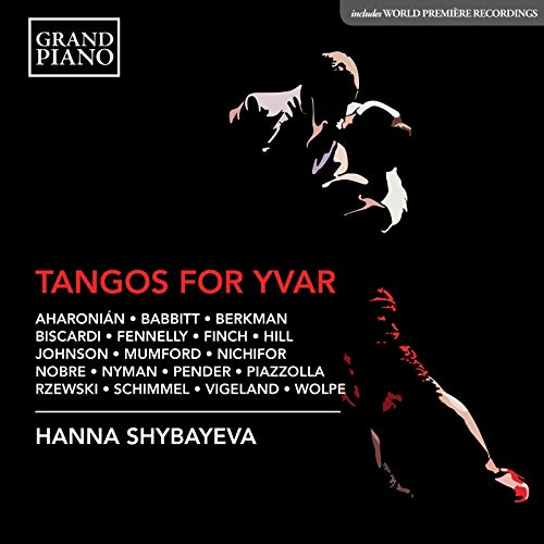 Libertango (Arr. H. Shybayeva for Piano)