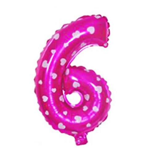Jyuesi betrouwbare Rose Goud Zilver Roze Blauw Groot Maat Aantal Foil Helium Ballonnen Verjaardag Bruiloft Party Decor Viering Ballen Supplies