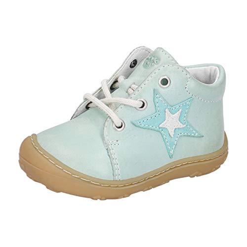 RICOSTA Pepino Romy - Botas para niños (anchura: estrechas, sueltas), color Azul, talla 25 EU Schmal