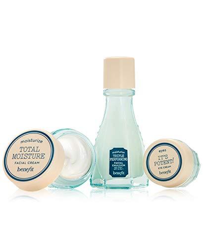 Benefit Cosmetics 3 Piece Bright Star Skincare Set Travel Size