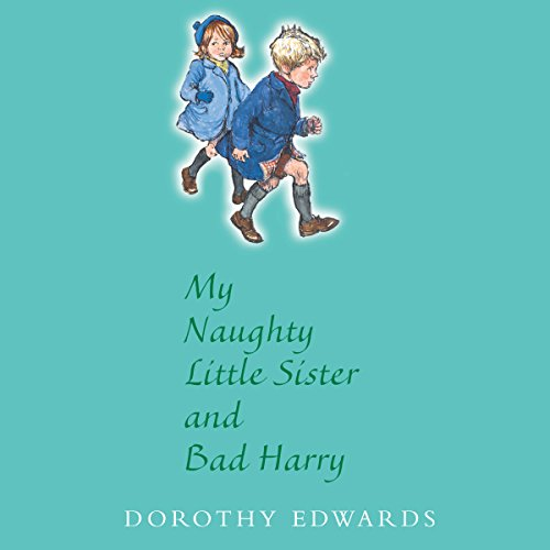 My Naughty Little Sister and Bad Harry audiobook cover art