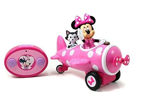 Jada Toys Minnie Mouse Airplane R/C Vehicle by Jada