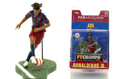FT Champs Ronaldinho FC Barcelona 7,5cm