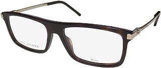 مارك جاكوبس 142 للرجال/النساء مستطيل كامل الإطار المعاصر الصلب النظارات / إطار النظارات