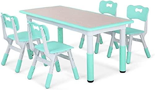 Ensemble Table et Chaises pour Enfant,Table d