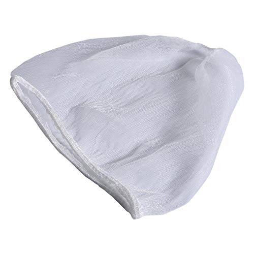 Cafopgrill 30 stuks 1 set keukengootsteen gootsteen wegwerp-spoelbak spoelbak zeefkorf zak keuken filter wegwerpzak spoelbak vuilnisbak rooster kurk rugfilter wit