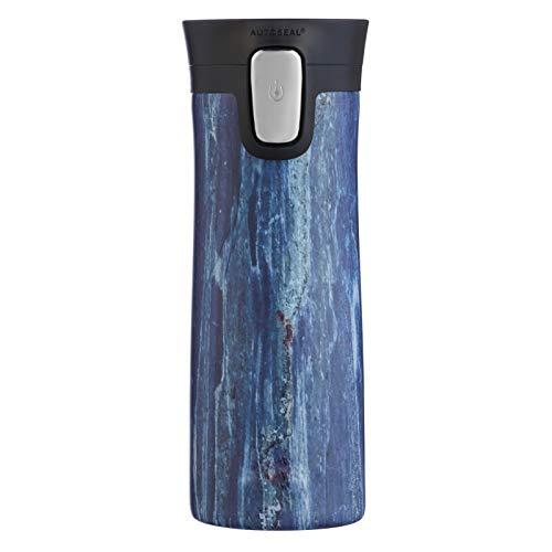 Contigo Unisexe - Pinnacle Gourde Adulte Blue Slate 360 ml