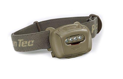 Princeton Tec Quad Tactical MPLS LED Headlamp (78 Lumens, Olive Drab)
