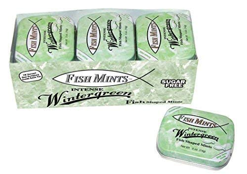Scripture Candy Sugar Free, Wintergreen Tin ( 9 count )