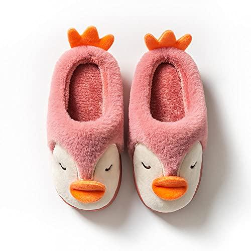 Y-PLAND Zapatillas para niñas, Zapatillas de casa de Invierno para niños, Zapatos...