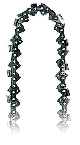 Original Einhell Ersatzkette 25cm Kettensägen-Zubehör (passend für Akku Kettensäge GC-LC 18/25 Li und GE-LC 18/25 Li, 25 cm)