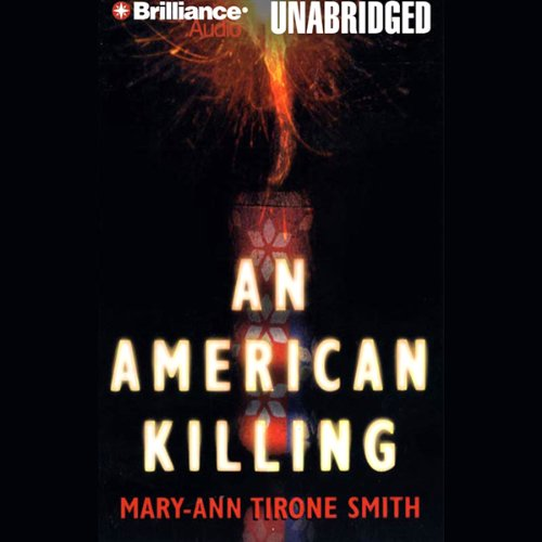 An American Killing audiobook cover art