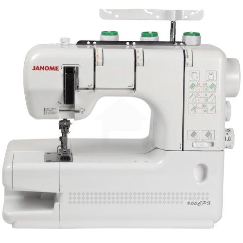 Janome 0732212274527 - Coverpro 900cpx - remalladora y recubridora