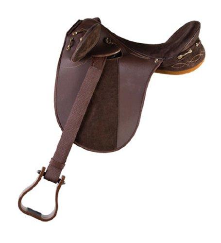Down Under Saddle Supply Kimberley Synthetic Endurance Medium Saddle