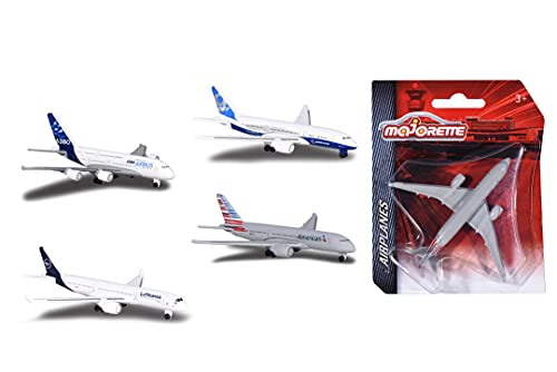 Majorette 212057980 Airplane, Flugzeug...