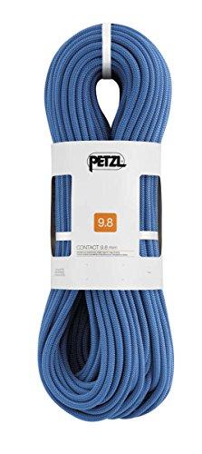 Petzl - Contact, Color Blue, Talla 9.8 mm x 70 m
