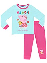 Peppa Pig - Pijama para niñas 3 - 4 Años