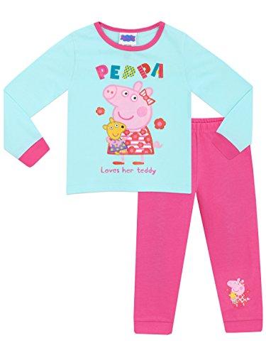 Peppa Pig - Pijama para niñas 7-8 Años