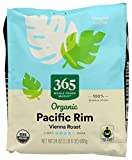 365 by Whole Foods Market, Organic Ground Coffee, Vienna Roast - Pacific Rim (Bag), 24 Ounce