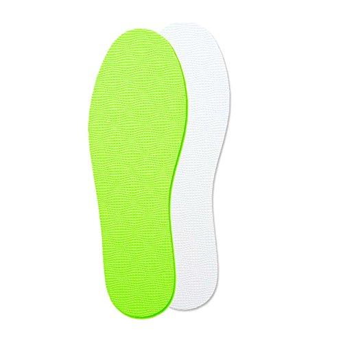 mws CD11533 Solette per scarpe alla clorofilla protezione funghi e maleodori