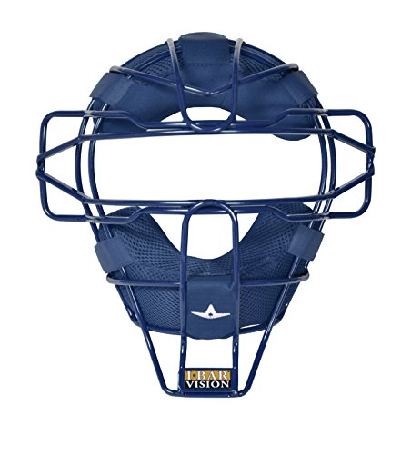 All-Star Traditional Steel Catcher's Facemask