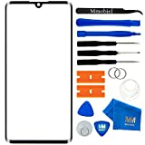 MMOBIEL Front Glass Repair kit Compatible with Samsung Galaxy A10A105 6.2 Inch (Black) Display incl Tools