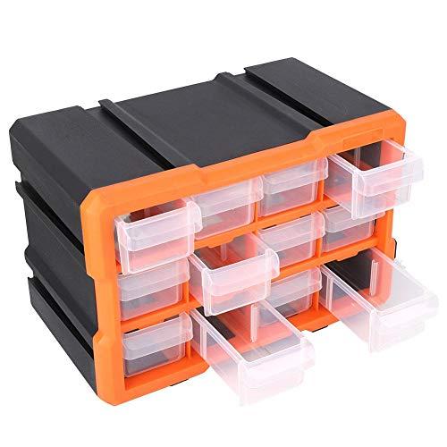 Scatola di immagazzinaggio di hardware trasparente, parti di pegboard Qualità di stoccaggio Materiale plastico 293 * 162 * 195 mm 155 * 57 * 43 mm PP plastica in plastica
