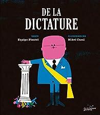 De la dictature par Mikel Casal