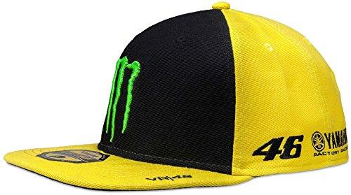 VR46 MOMCA275001 Merchandise, Black-Yellow, One Size