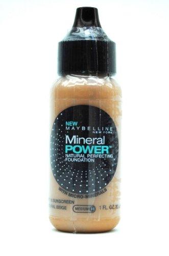 Maybelline Mineral Power Liquid Foundation - Natural Beige