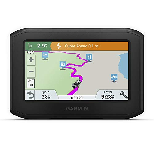 Garmin 010-02019-00 Zumo 396 LMT-S, Motorcyle GPS (Renewed)