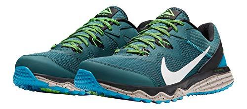 Nike Juniper Trail CW3808 301, Zapatillas Deportivas para Hombre, 42 EU